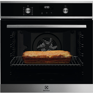 Built-in oven Electrolux (pyrolytic cleaning) EOF6P70X