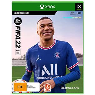 Xbox Series X game FIFA 22 5030935124798
