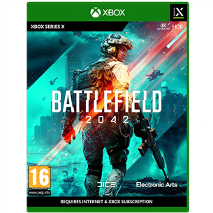 Xbox Series X game Battlefield 2042 (preorder) 5030940124813