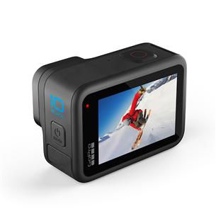 Seikluskaamera GoPro HERO10 Black CHDHX-101-RW