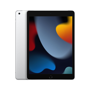 Tahvelarvuti Apple iPad 2021 (256 GB) WiFi + LTE MK4H3HC/A