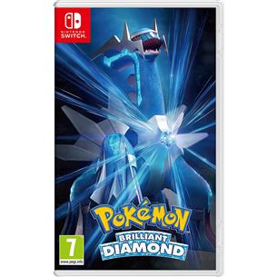 Игра Pokémon Brilliant Diamond для Nintendo Switch (предзаказ) 045496428143