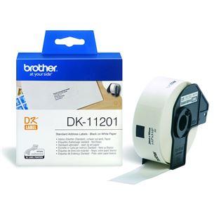 Этикетки DK11201, Brother