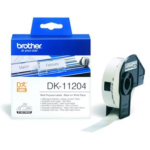 Label DK11204, Brother