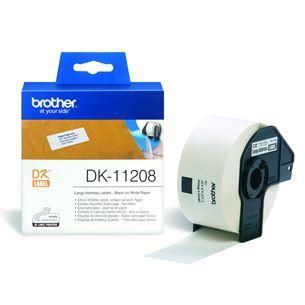 Этикетки DK-11208, Brother