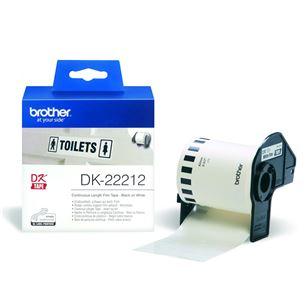 Этикетки DK22212, Brother DK22212