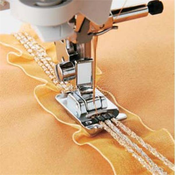 Применение лапок в шитье