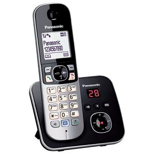 Juhtmeta lauatelefon Panasonic KX-TG6821FX