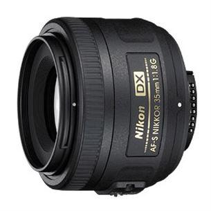 Objektiiv AF-S DX NIKKOR 35mm f/1.8G, Nikon