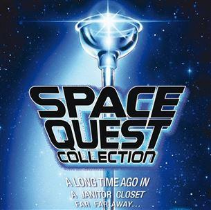 Arvutimäng Space Quest Collection