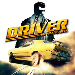 Arvutimäng Driver San Francisco