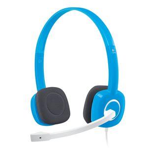Kõrvaklapid mikrofoniga H150, Logitech