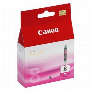 Tindikassett CLI-8M, Canon
