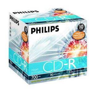 CD-R toorik Philips