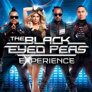Nintendo Wii mäng The Black Eyed Peas Experience