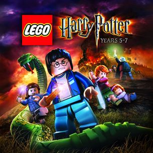 Xbox360 mäng LEGO Harry Potter: Years 5-7