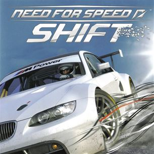 PlayStation Portable mäng Need for Speed SHIFT