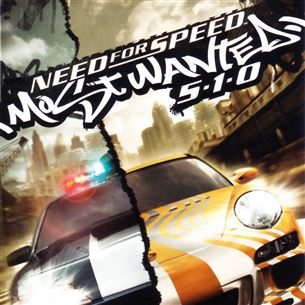 PlayStation Portable mäng Need for Speed Most Wanted