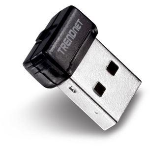 150 Mbps Mikro Wireless N USB Adapter, TRENDnet