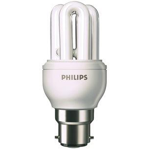 Säästulamp 3U 8W B22, Philips