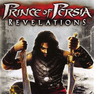 PlayStation Portable mäng Prince of Persia: Revelations
