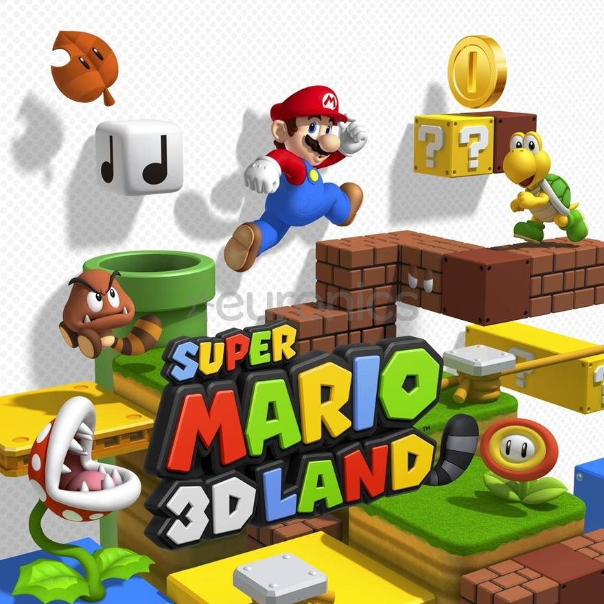 Nintendo 3ds Mario Games : Nintendo ds game super mario d land