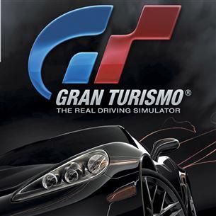 PlayStation Portable mäng Gran Turismo