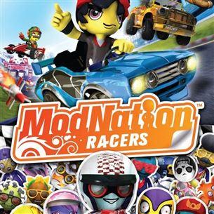 PlayStation Portable mäng ModNation Racers