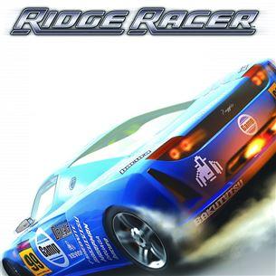 PlayStation Portable mäng Ridge Racer