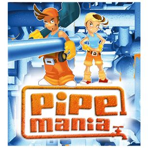 Arvutimäng Pipe Mania