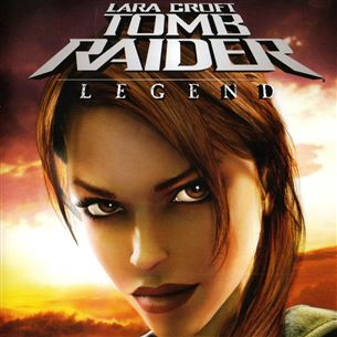 PlayStation Portable mäng Tomb Raider: Legend