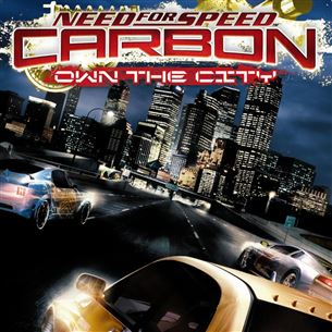 PlayStation Portable mäng Need for Speed Carbon: Own the City