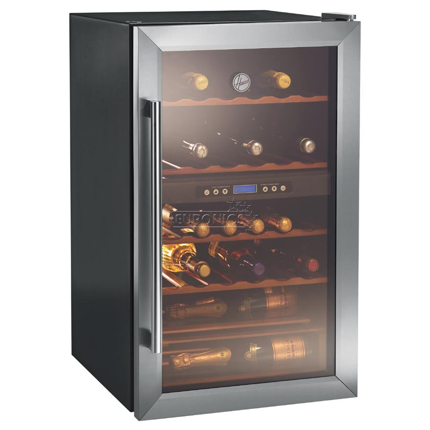 wine cooler hoover capacity 36 psc 0 75 l bottles hwc2335 hwc2336. Black Bedroom Furniture Sets. Home Design Ideas