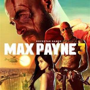 Xbox360 mäng Max Payne 3