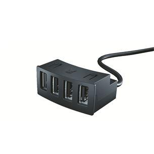 4-pordiline USB-laiendus TwistDock´ile