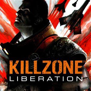 PlayStation Portable mäng Killzone: Liberation