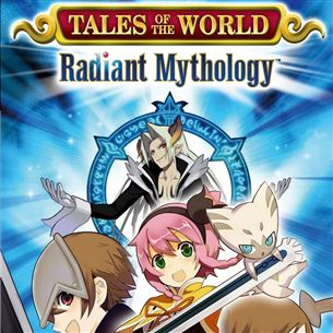 PlayStation Portable mäng Tales of The World: Radiant Mythology