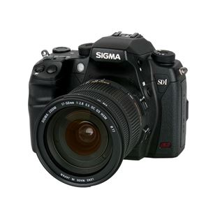 DSLR-camera Sigma SD1 Merill