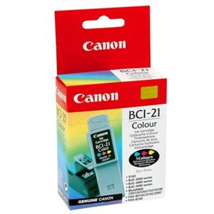 Tindikassett BCI21C, Canon