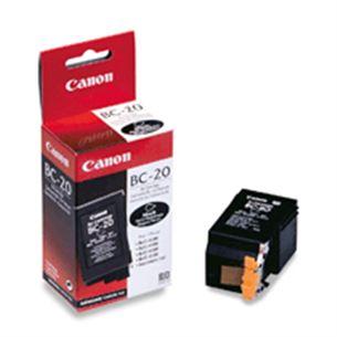 Tindikassett BC20, Canon