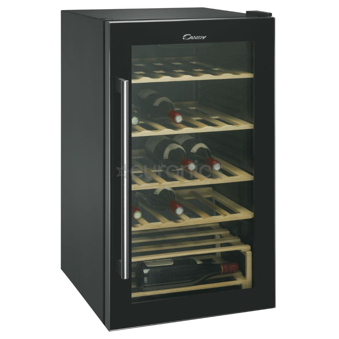 Wine Cooler Candy Capacity 40 Psc 0 75 L Bottles Ccv200gl