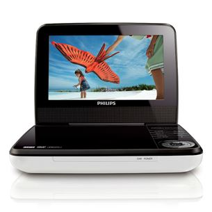 Portable DVD player, Philips