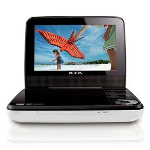 Портативный DVD-проигрыватель, Philips