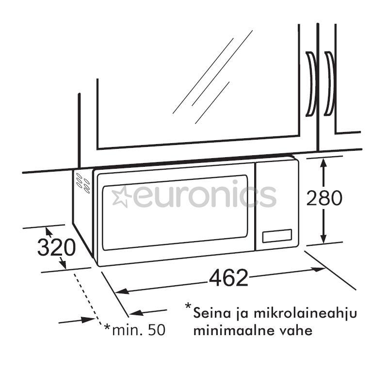 Mikrolaineahi Bosch