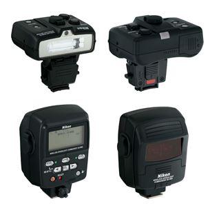 Juhtmevaba välklambisüsteem Commander Kit R1C1, Nikon
