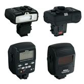 Wireless speedlight system Nikon Commander Kit R1C1