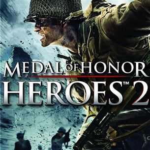 PlayStation Portable mäng Medal of Honor Heroes 2