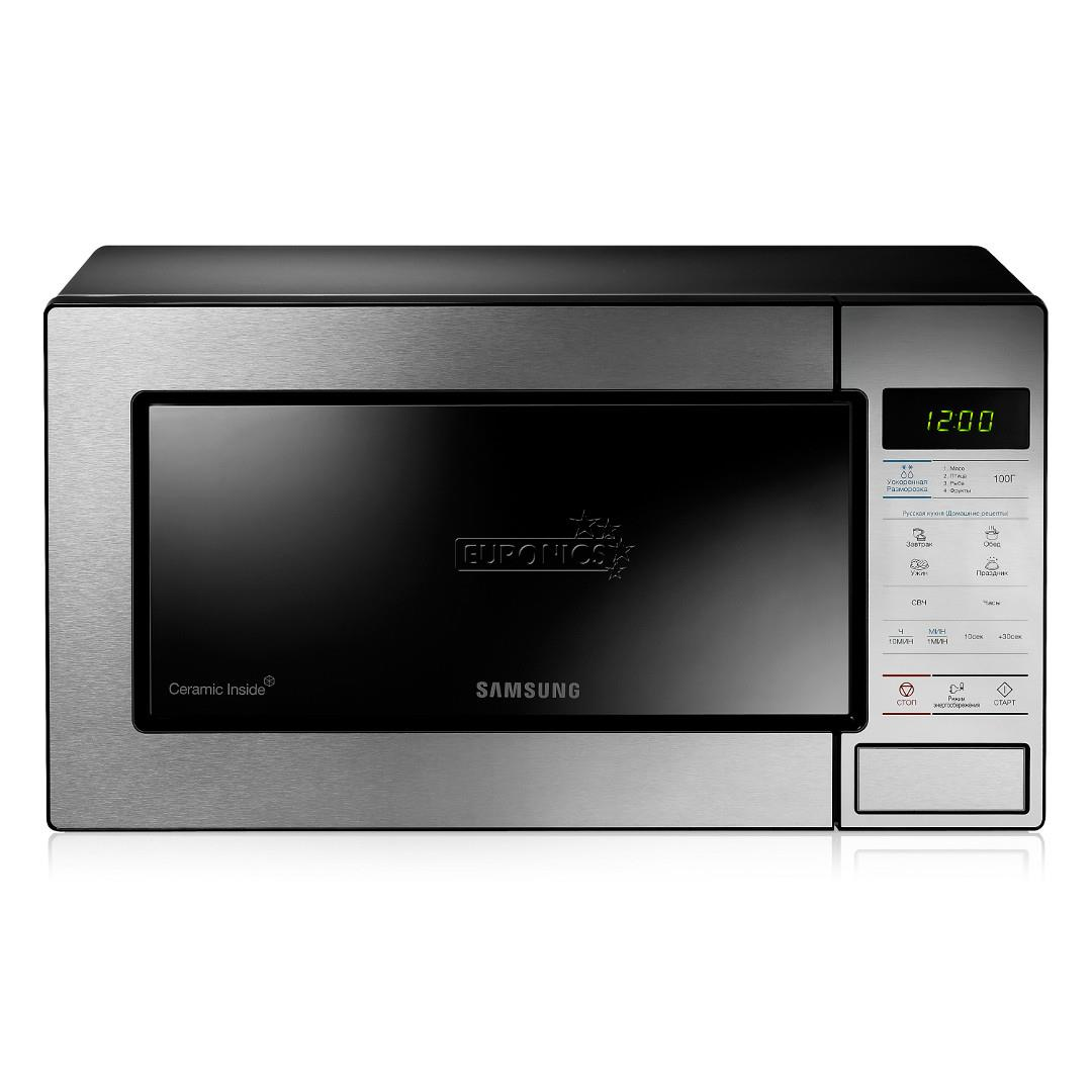 microwave oven samsung capacity 23l ge83m. Black Bedroom Furniture Sets. Home Design Ideas