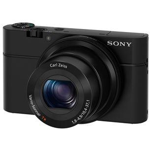 Fotokaamera Cybershot RX100, Sony