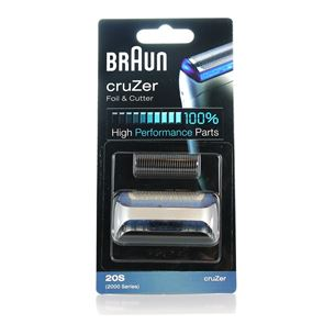 Replacement Foil and Cutter 20S Cruzer, Braun